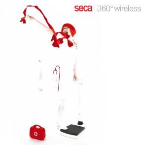seca 360º wireless